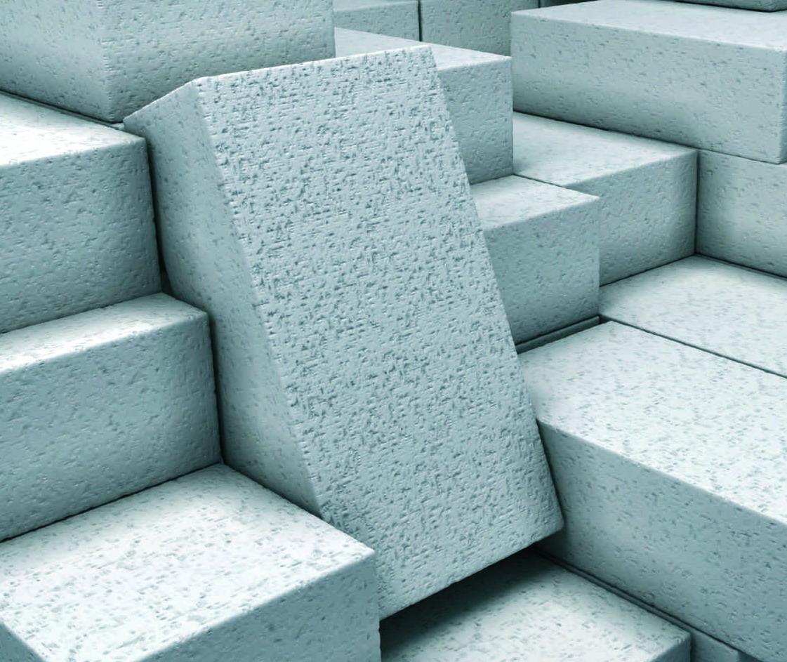 Газобетонные блоки. В чем их преимущество