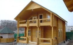Почему популярны деревянные дома