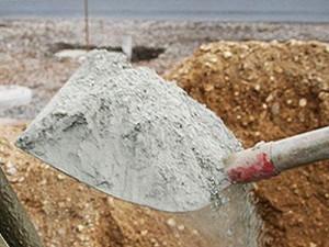 Применение цемента в строительстве