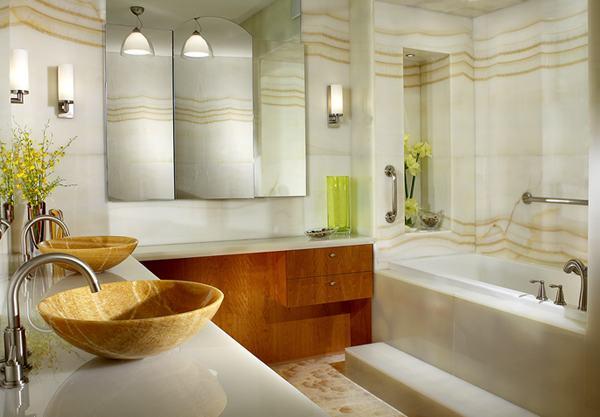 Создание идеальной ванной комнаты