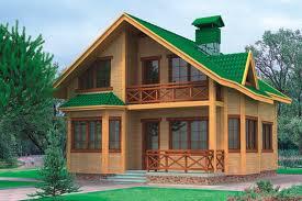 Строительство финских домов из клееного бруса