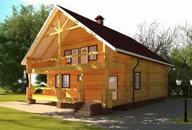 Строительство и отделка деревянного дома
