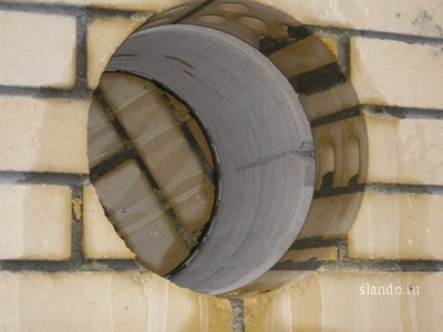 Теплопотери дома из силикатного кирпича