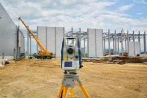Геодезический мониторинг строительных объектов