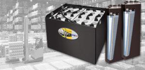 Выбор тяговых аккумуляторных батарей для поломоечных машин