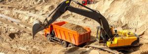 Преимущества доставки нерудных материалов