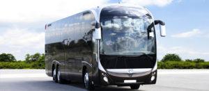 Заказ автобуса для перевозок