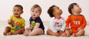 Преимущества интернет-магазина детской одежды