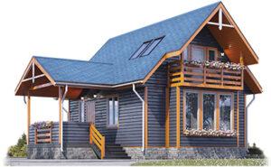 Реконструкция домов под ключ