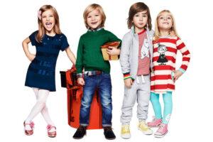 Преимущества покупки детской одежды оптом