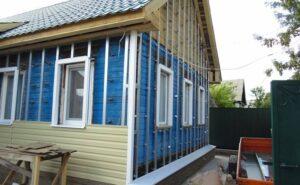 Реконструкция и ремонт дачного дома
