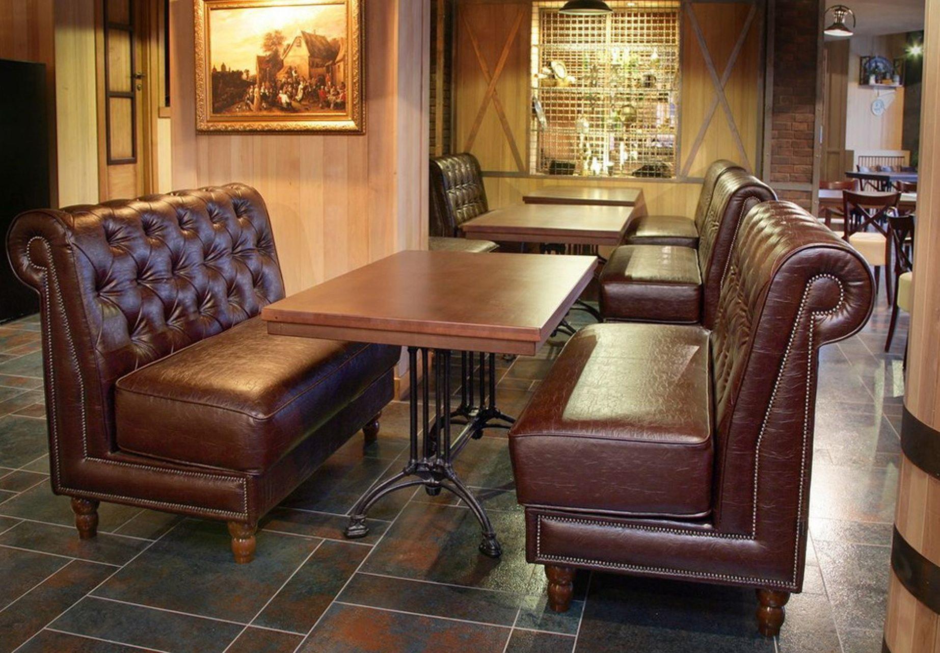 Какая мебель подходит для кафе и ресторанов