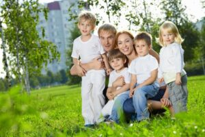 Условия оформления ипотеки для многодетных семей