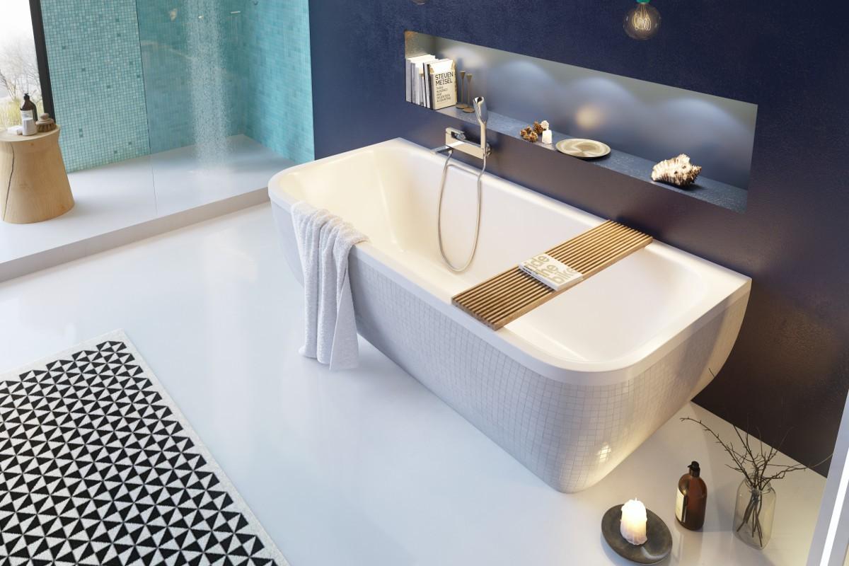 Выбор идеальной ванны