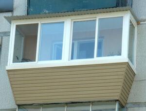 Расширение и вынос балкона