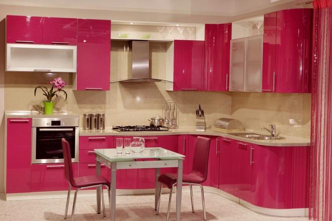 кухонная мебель на вашей кухне.
