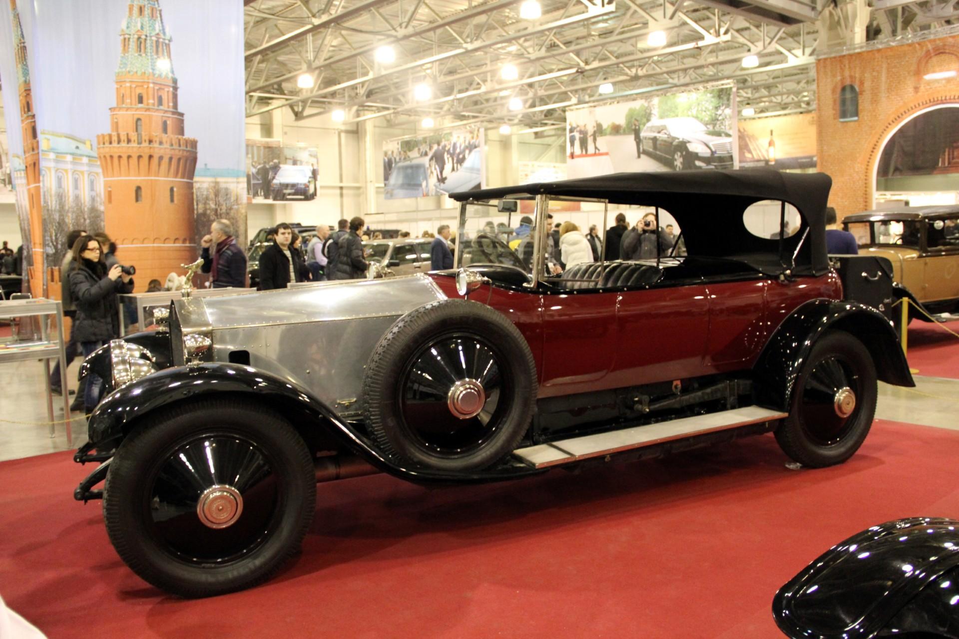 Автомобильная выставка Car & Sound 2008