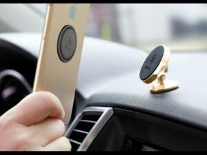 Преимущества использования магнитного держателя для телефона