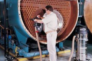 Химическая промывка промышленных котлов