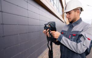 Услуги по обследованию зданий
